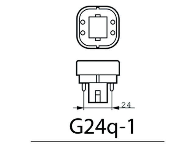 LEDLAMP PHILIPS PL-C 4-PINS 6.5-18W 840 COREPRO 3