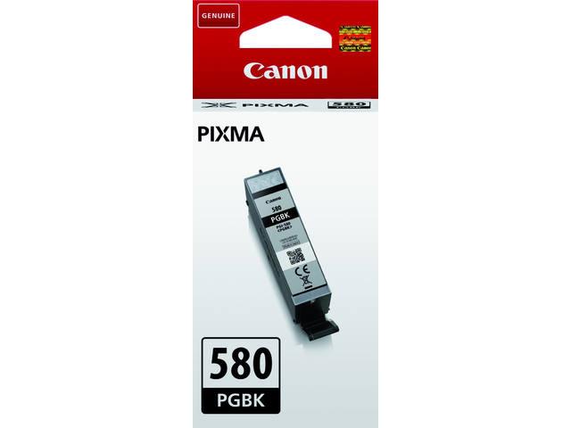 INKCARTRIDGE CANON PGI-580 ZWART 2