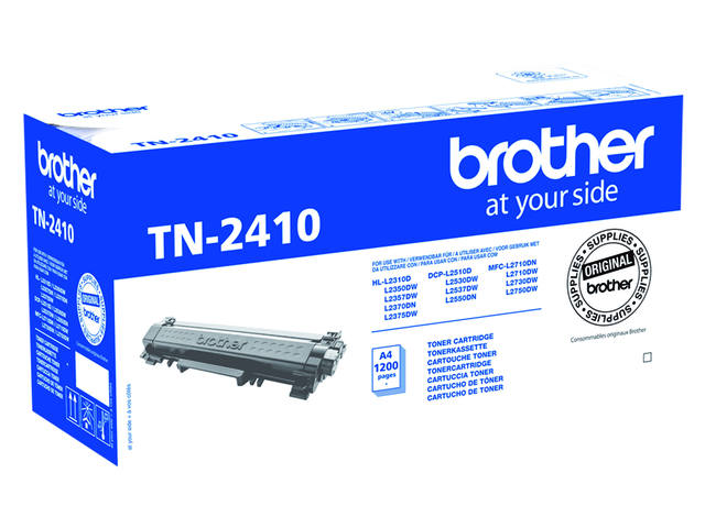 TONER BROTHER TN-2410 1.2K ZWART 2