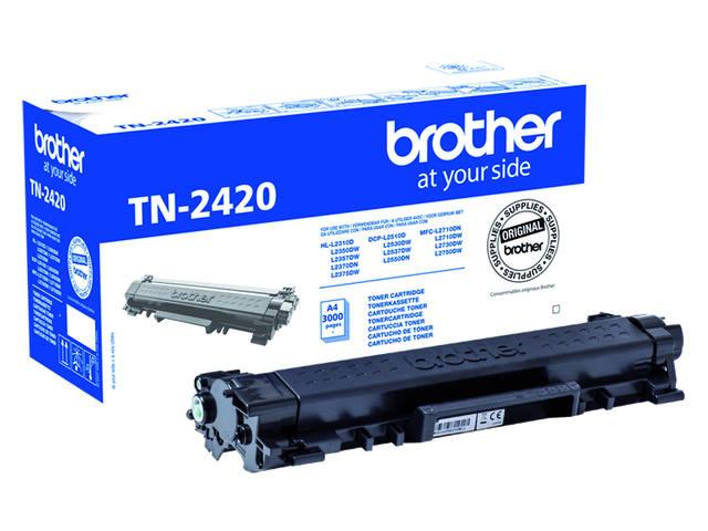 TONER BROTHER TN-2420 2.5K ZWART