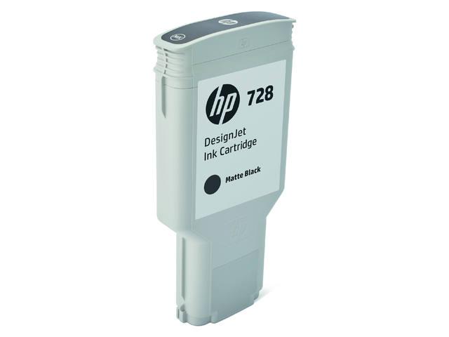 INKCARTRIDGE HP 728 F9J68A MAT ZWART 1