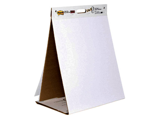 MEETING CHART 3M POST-IT 563DE 508X584MM BLANCO