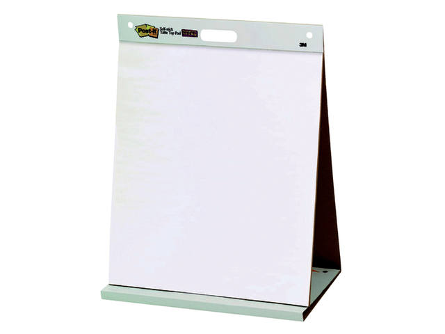 MEETING CHART 3M POST-IT 563 508X584MM BLANCO