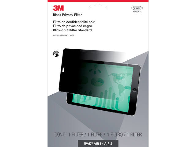 PRIVACY FILTER 3M IPAD AIR 1/2 LIGGEND 9.7