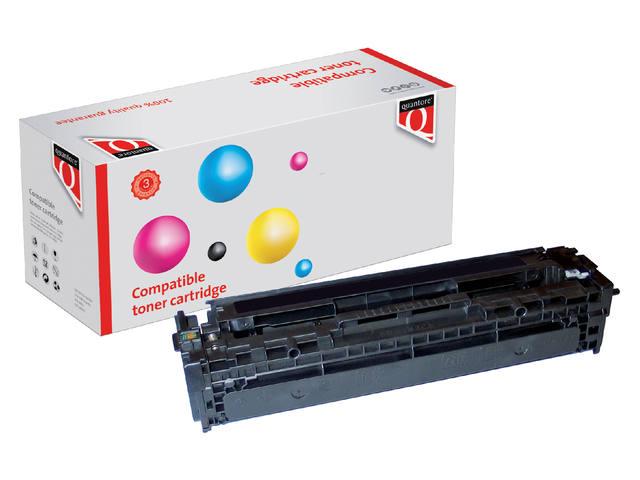 TONERCARTRIDGE QUANTORE HP CF210X 2.4K ZWART
