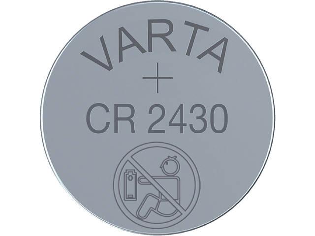 BATTERIJ VARTA CR2430 LITHIUM 2