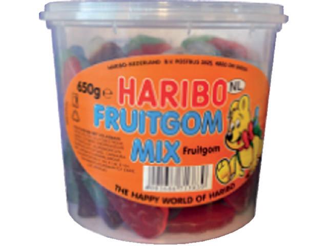 FRUITGOM MIX HARIBO 650GR