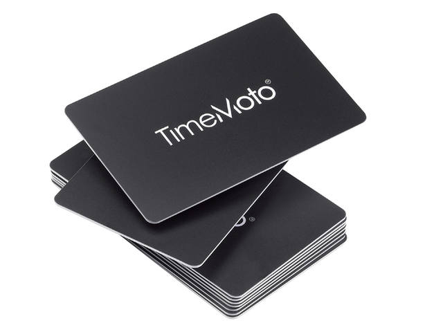 SAFESCAN TIMEMOTO RF-100 RFID CARDS