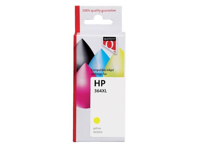 INKCARTRIDGE QUANTORE HP 364XL CB325EE HC GEEL