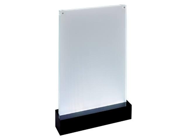 TAFELSTANDAARD SIGEL LED DIN A4 224X340X45