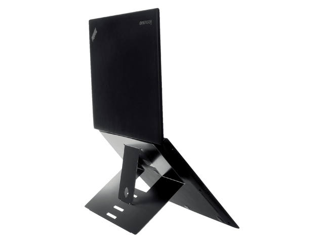 LAPTOPSTANDAARD R-GO ATTACHABLE ZWART