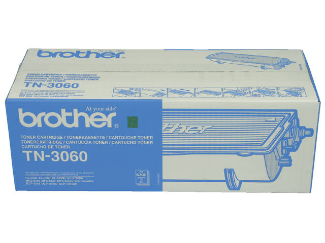 TONER BROTHER TN-3060 6.5K ZWART 2