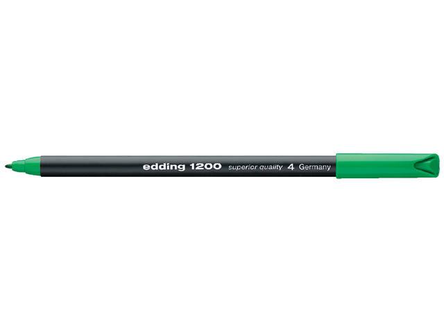 FINELINER EDDING 1200 0.5-1MM GROEN