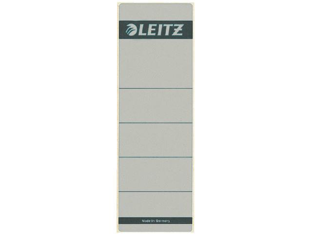 RUGETIKET LEITZ 1642 62X192MM GRIJS