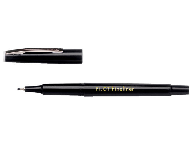 FINELINER PIL SW-PPF 0.4MM ZW