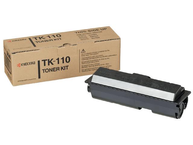 TONER KYOCERA TK-110 6K ZWART 1