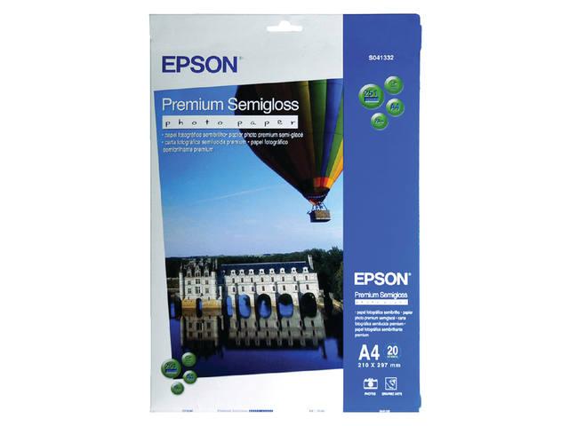 FOTOPAPIER EPSON S041332 A4 251GR PR SEMI GL