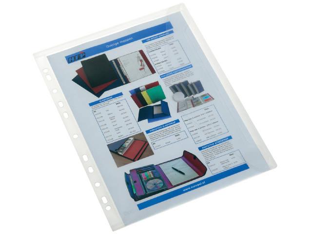 ENVELOPTAS HF2 RINGBANDPOCKET A4 WIT