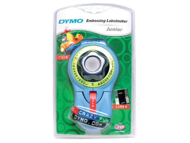 LETTERTANG DYMO 12746 JUNIOR BLAUW