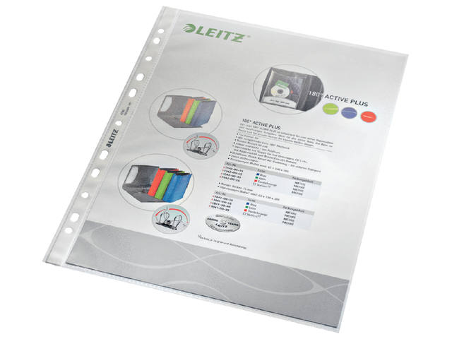SHOWTAS LEITZ 4790 A4 4R PP 0.07MM NERF