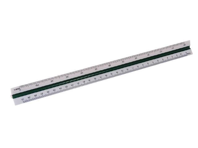 SCHAALSTOK M&R 1632 1:100/200/250/300/400/500