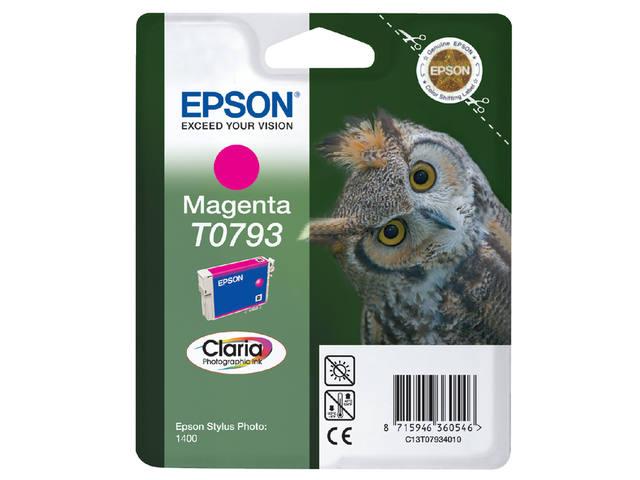 INKCARTRIDGE EPSON T079340 RD