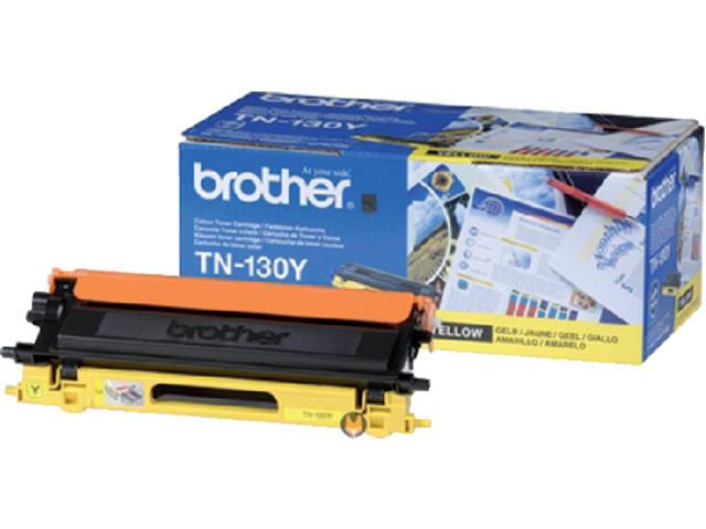 TONER BROTHER TN-130 1.5K GEEL 2