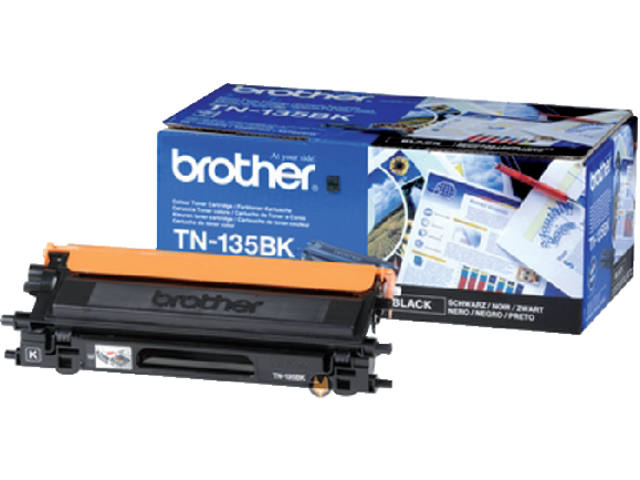 TONER BROTHER TN-135 5K ZWART