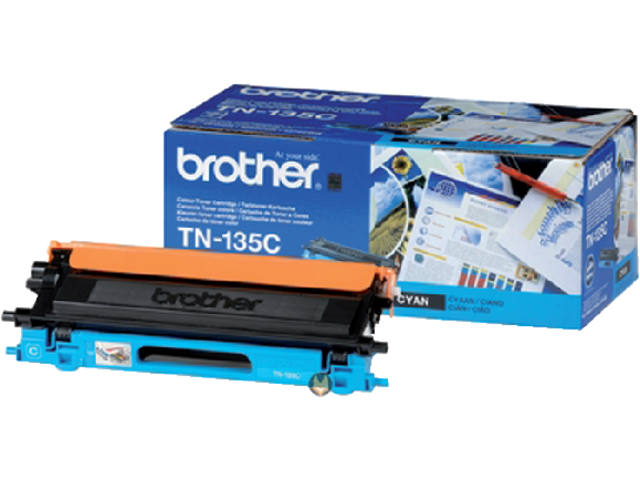 TONER BROTHER TN-135 4K BLAUW