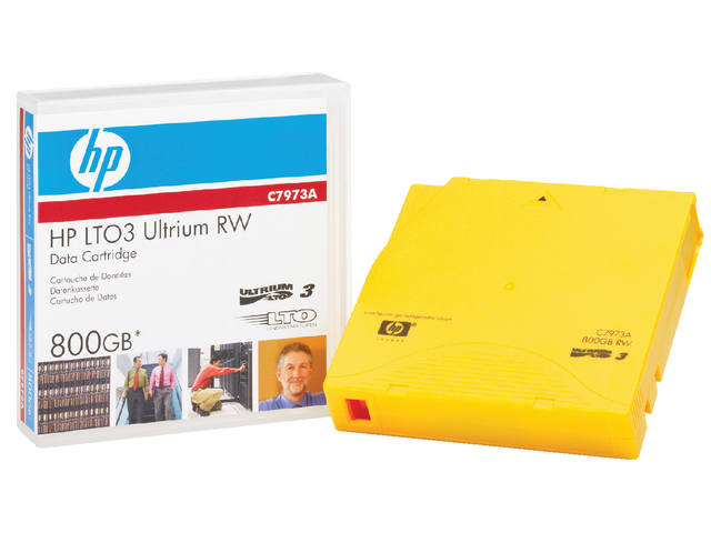 DATATAPE HP C7973A LTO 3 ULTRIUM 800GB