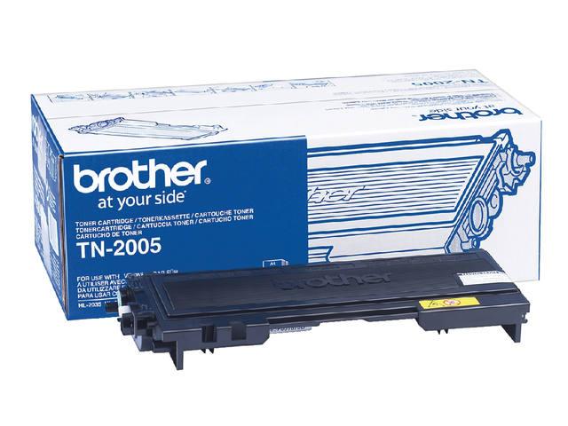 TONER BROTHER TN-2005 1.5 ZWART