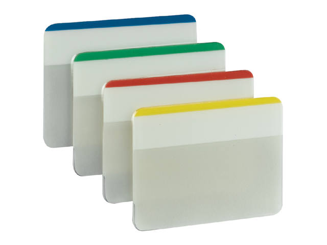 INDEXTABS 3M POST-IT 686F1 STERK 50MM ASS 5