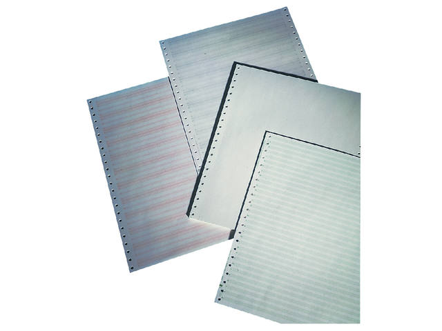 COMPUTERPAPIER 240X12 BLANCO LP 2V 60/57GR 1000V