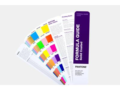 PANTONE FORMULA GUIDE SOLID COATED & UNCOATED 2